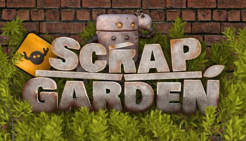 Cover for Scrap Garden.