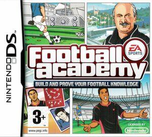 Cover for Football Academy.