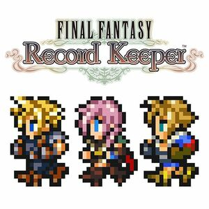 Cover for Final Fantasy Record Keeper.