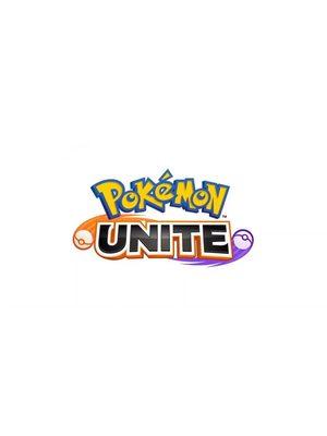 Cover for Pokémon Unite.