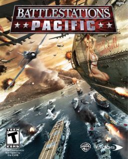 Cover for Battlestations: Pacific.