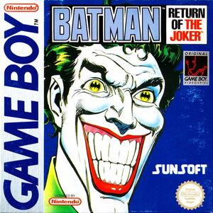 Cover for Batman: Return of the Joker.