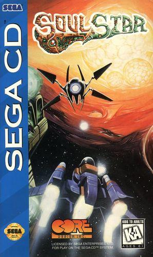 Cover for Soulstar.
