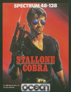 Cover for Cobra.