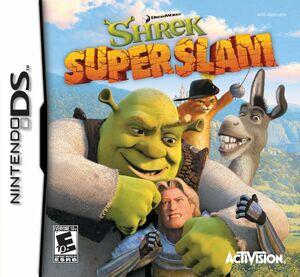 Cover for Shrek SuperSlam.