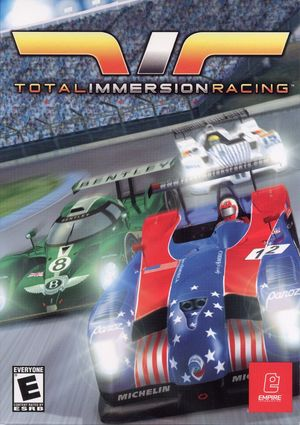 Cover for Total Immersion Racing.