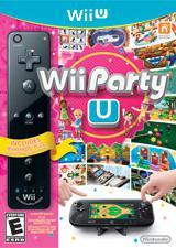 Cover for Wii Party U.