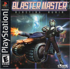 Cover for Blaster Master: Blasting Again.