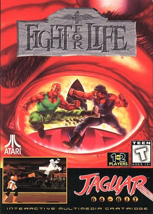 Cover for Fight for Life.