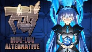 Cover for Muv-Luv Alternative.