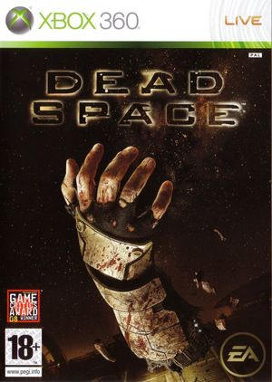 Cover for Dead Space.