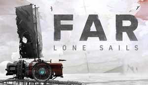 Cover for FAR: Lone Sails.