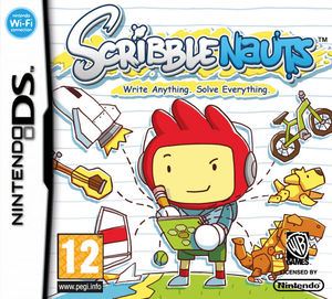 Cover for Scribblenauts.