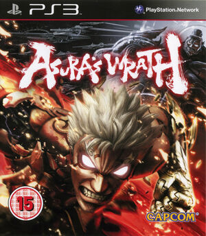 Cover for Asura's Wrath.