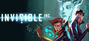 Cover for Invisible, Inc..