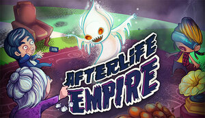 Cover for Afterlife Empire.