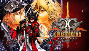 Cover for Guilty Gear 2: Overture.