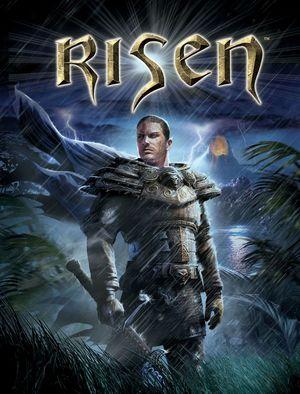 Cover for Risen.