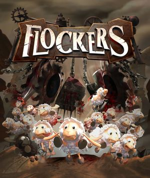 Cover for Flockers.