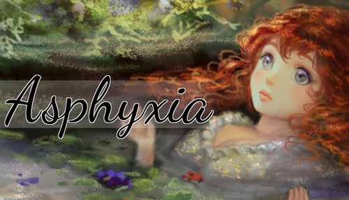 Cover for Asphyxia.