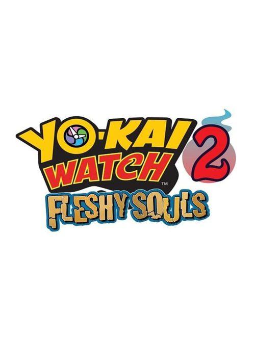 Cover for Yo-kai Watch 2: Fleshy Souls.