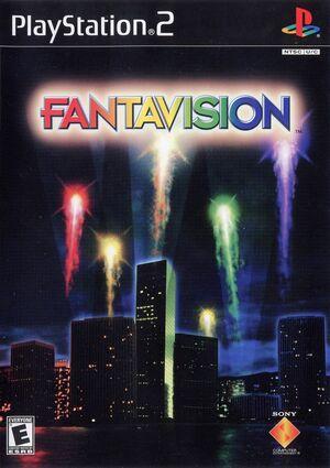Cover for Fantavision.
