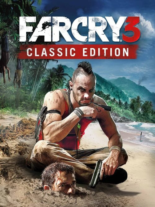 Cover for Far Cry 3 Classic Edition.