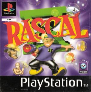 Cover for Rascal.