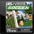 Cover for XS Junior League Soccer.