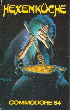 Cover for Cauldron.