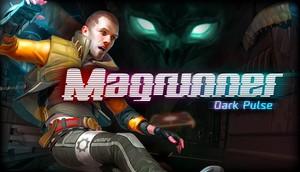 Cover for Magrunner: Dark Pulse.