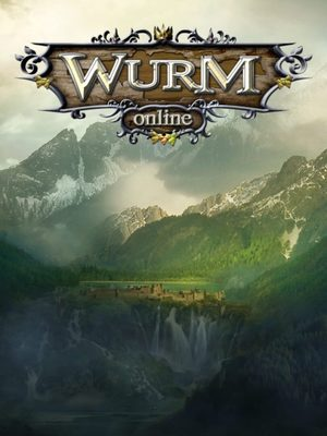 Cover for Wurm Online.
