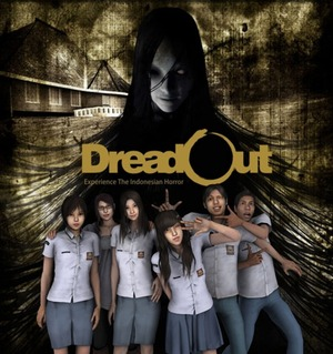 Cover for DreadOut.