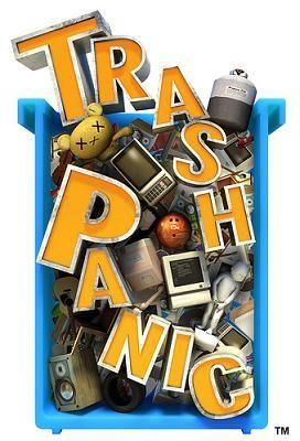Cover for Trash Panic.