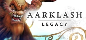 Cover for Aarklash: Legacy.