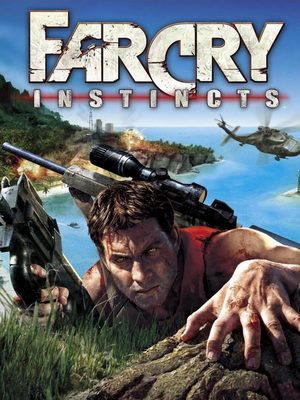 Cover for Far Cry Instincts.