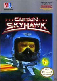 Cover for Captain Skyhawk.