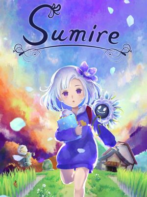 Cover for Sumire.