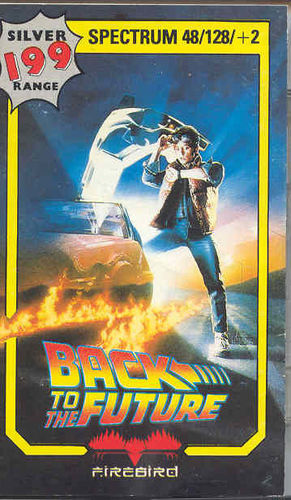Cover for Back to the Future.