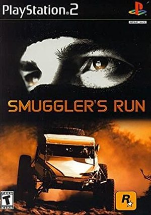 Cover for Smuggler's Run.