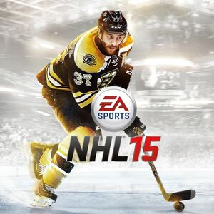 Cover for NHL 15.