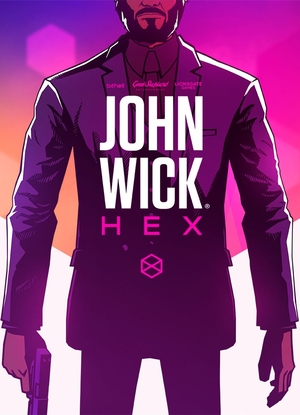 Cover for John Wick Hex.