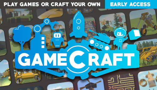 Cover for Gamecraft.
