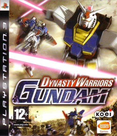 Cover for Dynasty Warriors: Gundam.