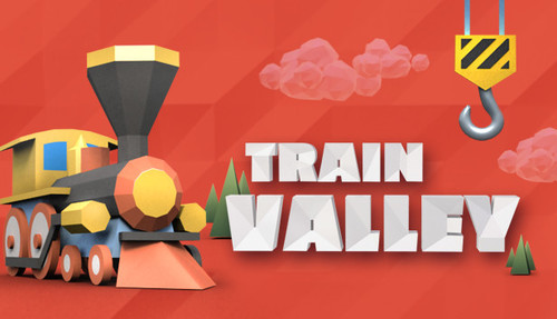Cover for Train Valley.