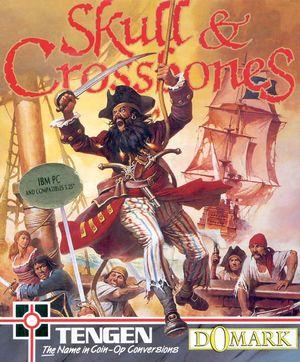 Cover for Skull & Crossbones.