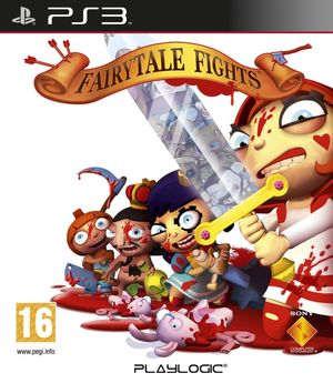 Cover for Fairytale Fights.