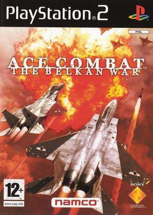 Cover for Ace Combat Zero: The Belkan War.