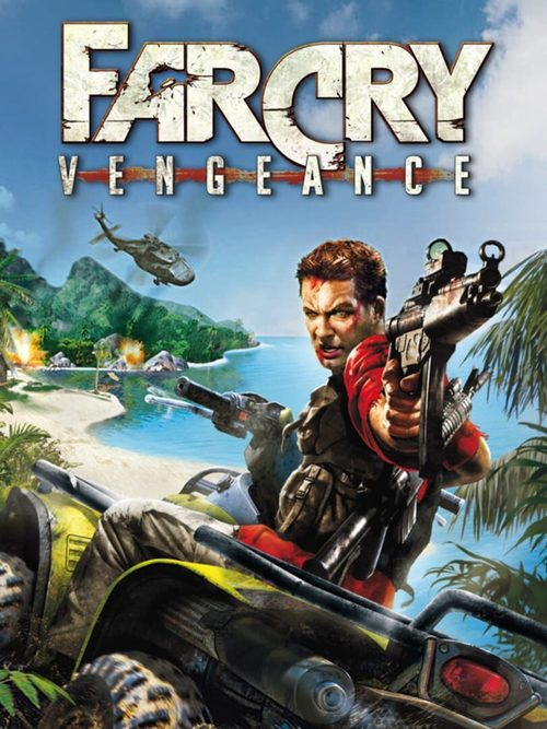 Cover for Far Cry Vengeance.