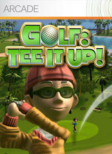 Cover for Golf: Tee It Up!.